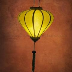Green-Jacquard-Silk-Lantern