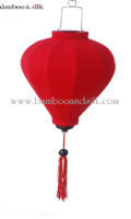 Balloon 35 cm Red Raw Silk ( L 35 J 1 RS)