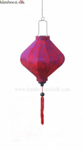 Diamond 45 cm Red Purple ( L 35 F 3 JS)