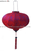 Round Red Purple 60 cm (L60 A1JS)
