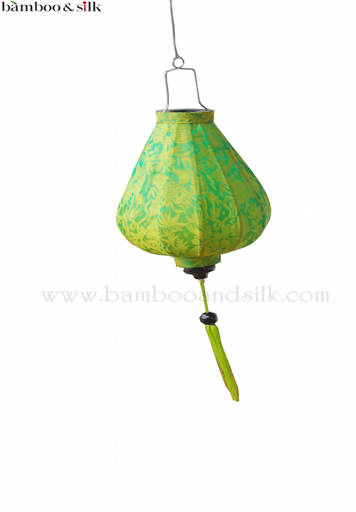 Teardrop 45 cm Green Gold (L 45 K 14 JS)