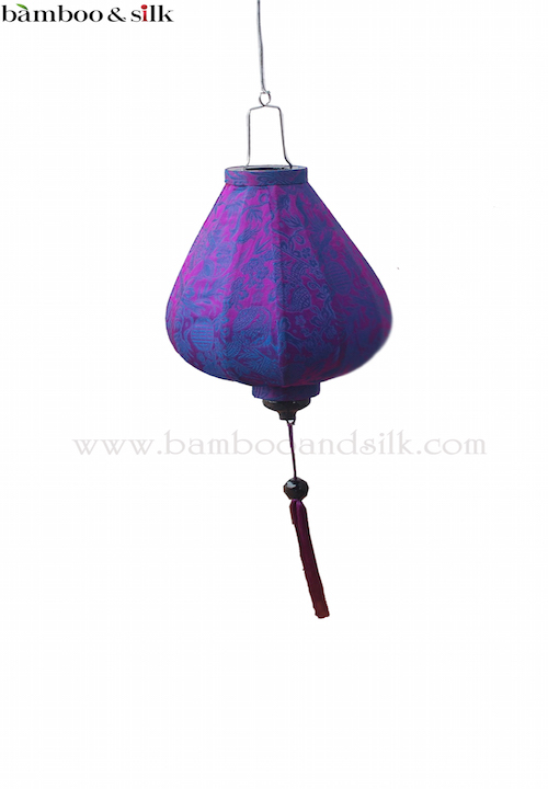 Teardrop 45 cm Purple (L 45 K 17 JS)