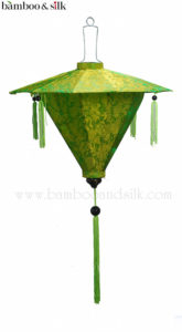 Umbrella 45 cm Green Gold (L 45 B 14 JS)